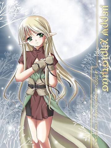 Christmas Elf by ysanau