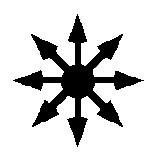 Cross of chaos