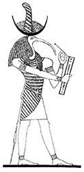 Thoth bw