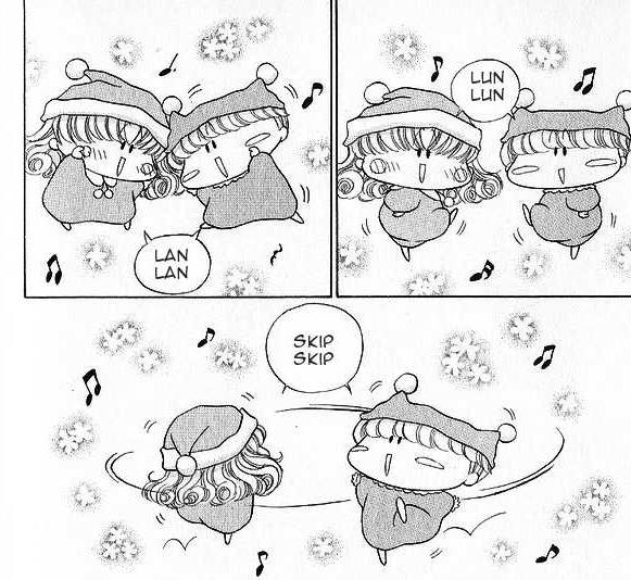 Mirmo and rima dance