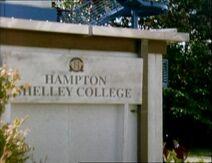 Hampton Shelley College