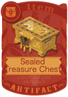 Sealed Treasure Chest