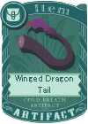 Winged Dragon Tail