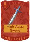 High Aqua Sword