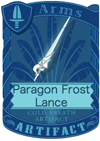 Paragon Frost Lance