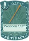 Wooden Staff 1