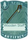 Wooden Staff 3