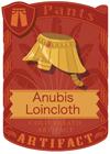 Anubis Loincloth