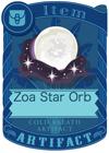 Zoa Star Orb