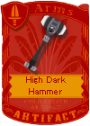 High Dark Hammer