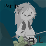Petrify status