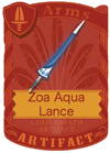 Zoa Aqua Lance