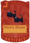 Alice's Shoes