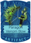Paragon Venom Bow