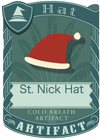 St.Nick Hat 3
