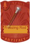 Freezing Rod