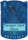 Paragon Dark Mace