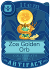 Zoa Golden Orb