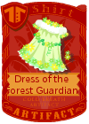 Dress of the Forest Guardian