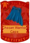 Chosen Warrior Cape