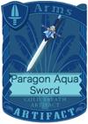 Paragon Aqua Sword