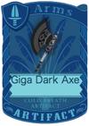 Giga Dark Axe