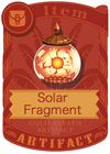 Solar Fragment