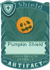 Pumpkin Shield