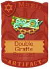 Double Giraffe Bracelet