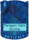 Paragon Dark Scythe