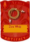 Zoa Whip