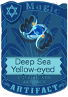 Deep Sea Yellow-eyed Armlet