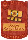 Double Remembrance Bracelet