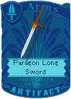 Paragon Long Sword