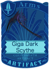 Giga Dark Scythe