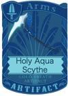 Holy Aqua Scythe