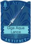 Giga Aqua Lance