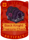 Black Knight Treasure Chest