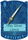 Holy Silver Lance