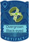 Overgrown Black-eyed Armlet