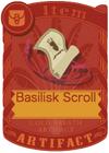 Basilisk Scroll