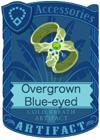 Overgrown Blue-eyed Armlet