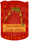 Decorative Collar of the Forest Guardian