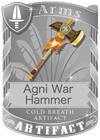 Agni War Hammer
