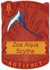 Zoa Aqua Scythe