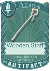 Wooden Staff 4