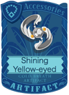 Shining Yellow-eyed Armlet