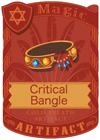 Critical Bangle