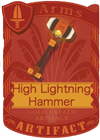 High Lightning Hammer