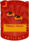 Ribbon Heels